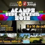 Acampamento Rede Juvenil 2012
